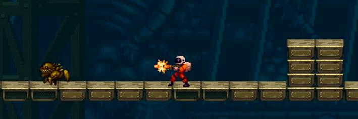 Space Menace screenshot