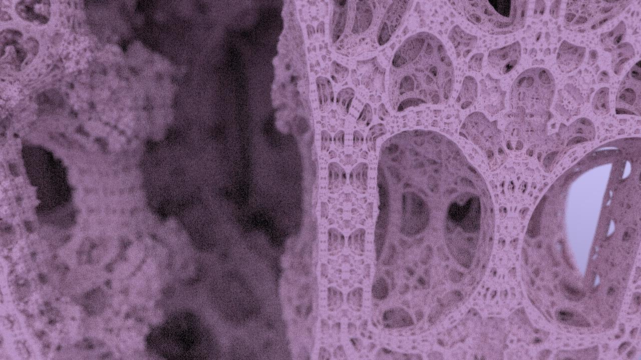 rayn fractal render example
