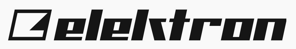 Elektron's logo