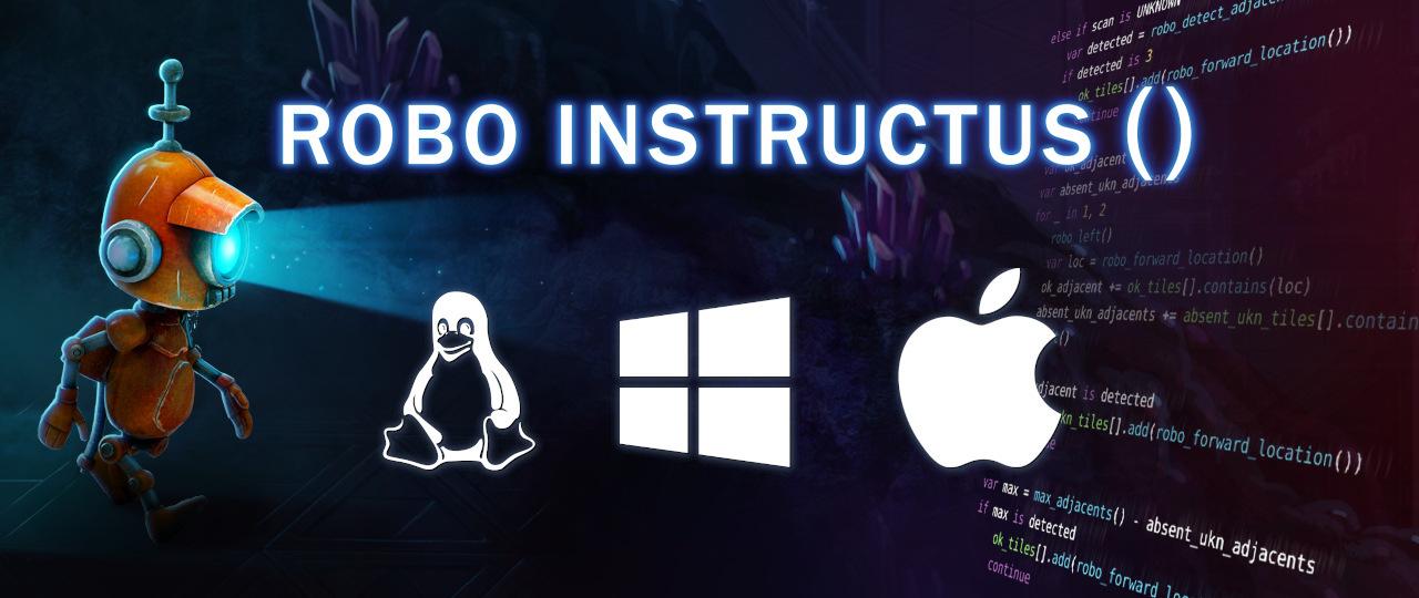 game logo + OS logos