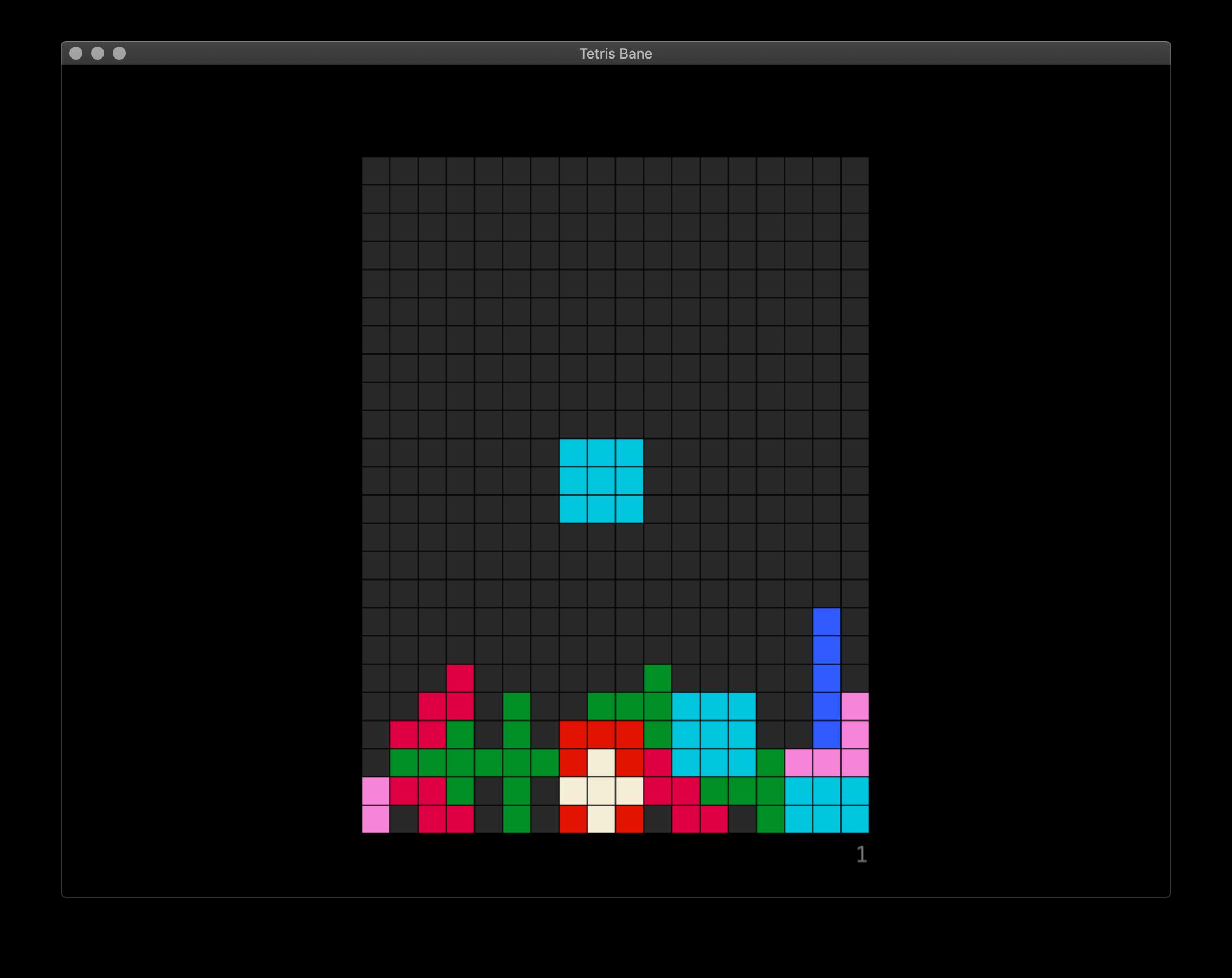 Tetris Bane