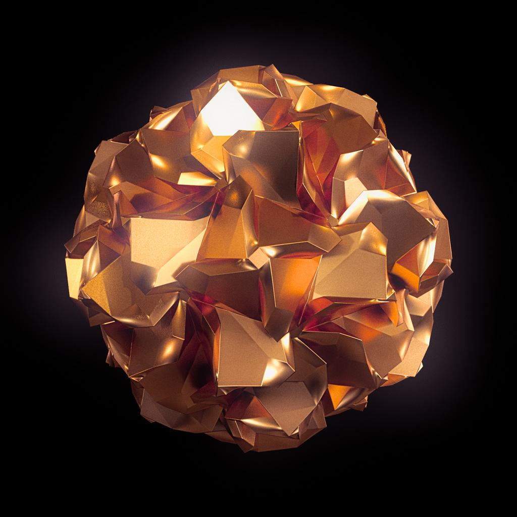 polyhedron render