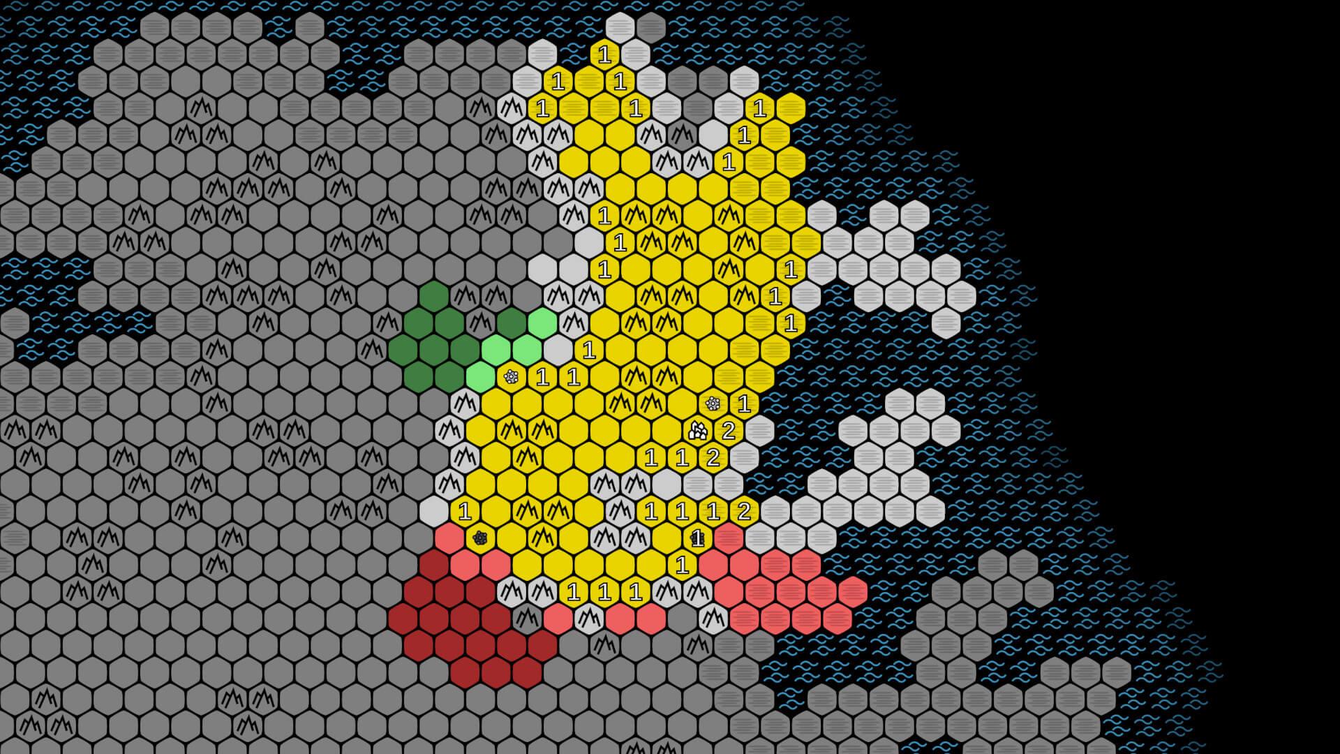 MineWars Game Screenshot