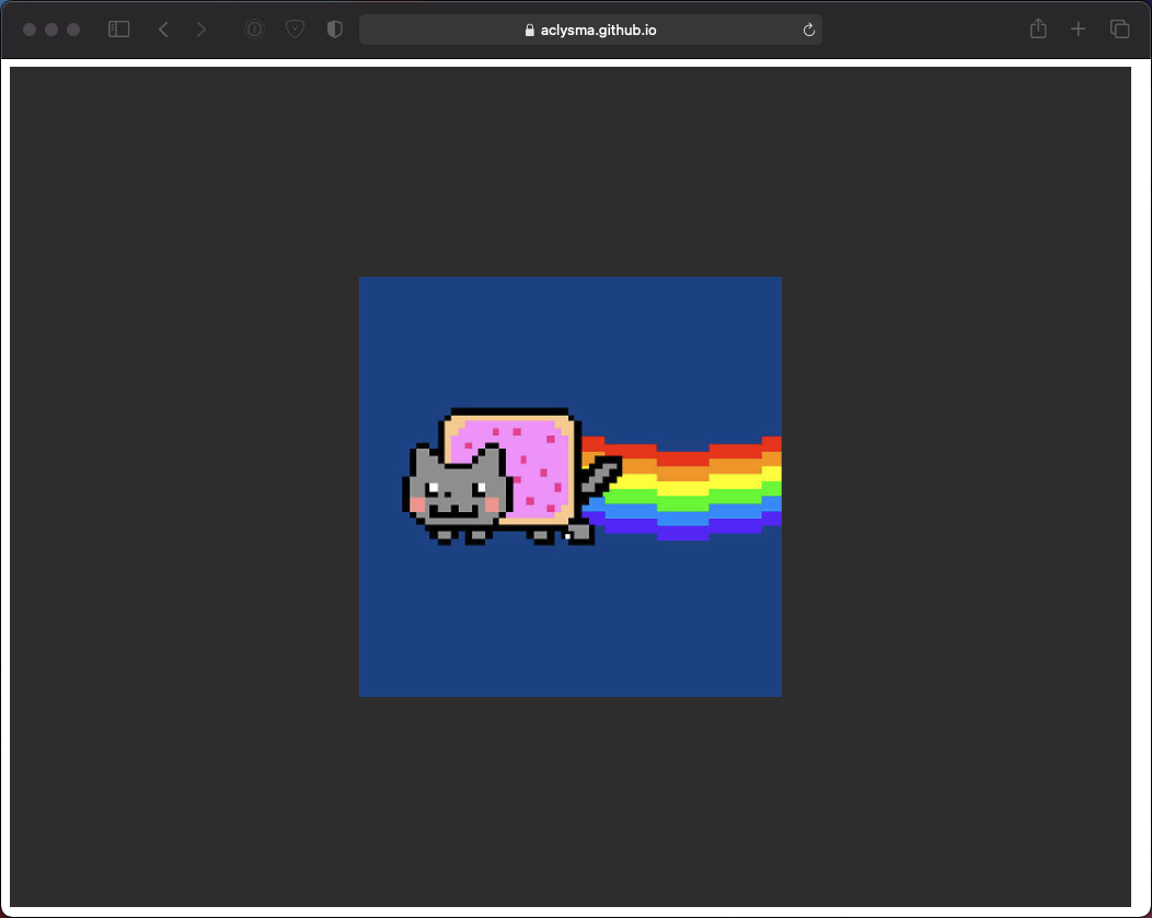 Rafx WebGL 1.0 Demo