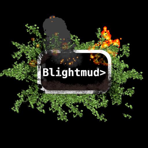 Blightmud logo