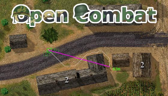 Open Combat logo
