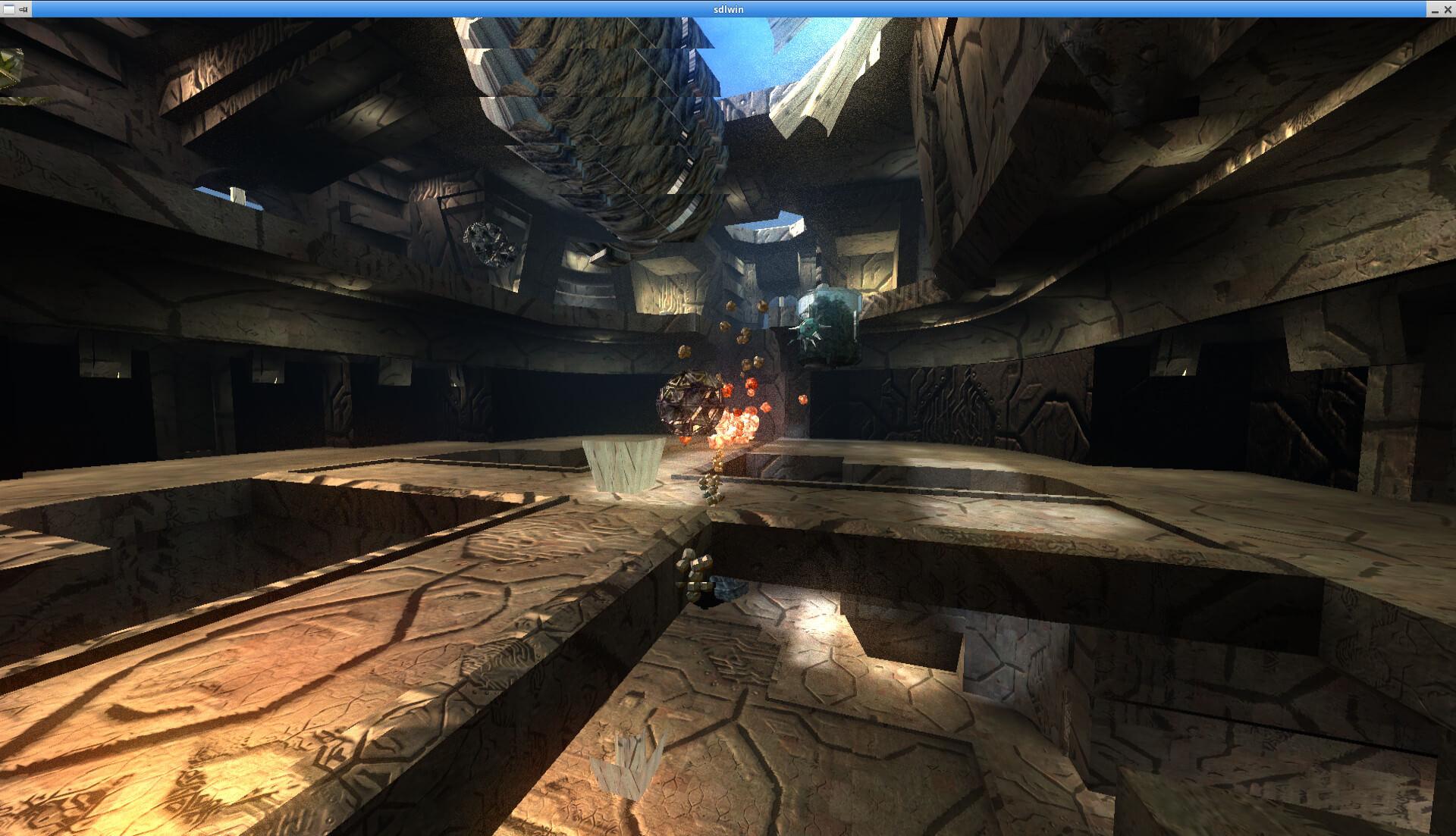 thRustEngine screenshot