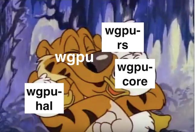 wgpu family reunion