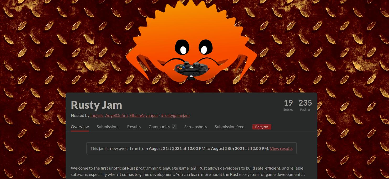 Rusty Jam Site